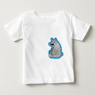 Cute polar bear baby T-Shirt