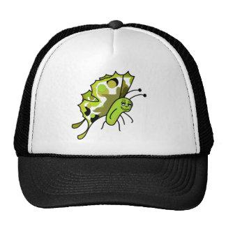Cute Polka Dot Butterfly Hat