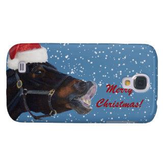 Cute Pony Christmas HTC Vivid Cover