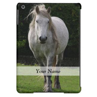 Cute pony photograph iPad air cover