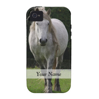 Cute pony photograph iPhone 4 case