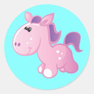 Cute Pony Sticker