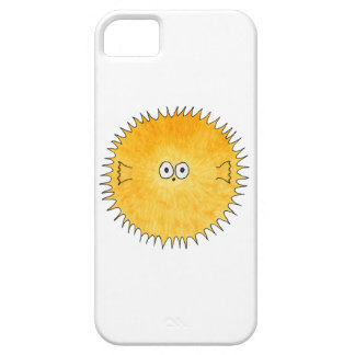 Cute Porcupine Fish. Case For The iPhone 5