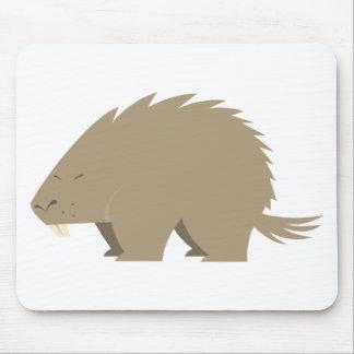 Cute Porcupine Mousepad