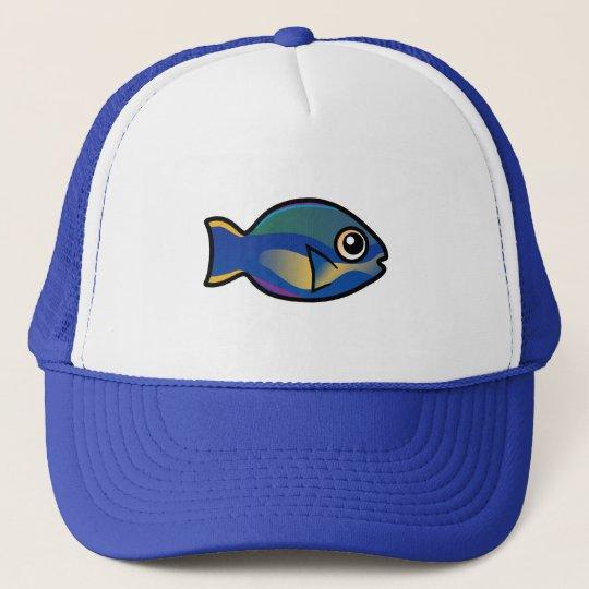 Cute Princess Parrotfish Cap