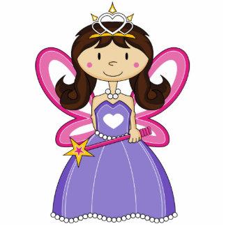 Cute Princess Photo Sculpture