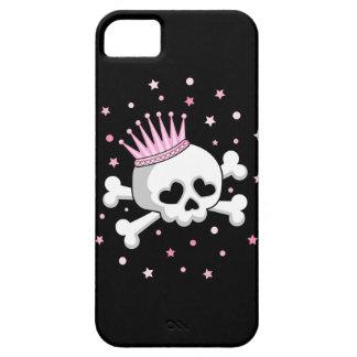 Cute Princess Skull iPhone 5 Case