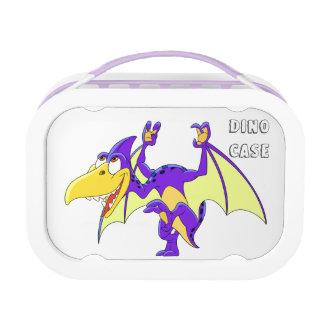 Cute Pterodactyl Dinosaur Lunch Box