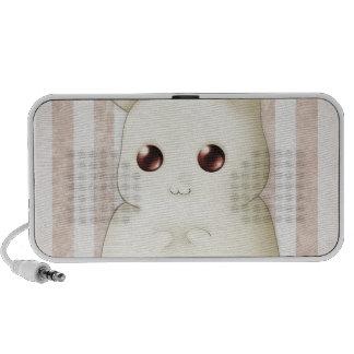 Cute Puffy Kawai Bunny Rabbit Mini Speaker