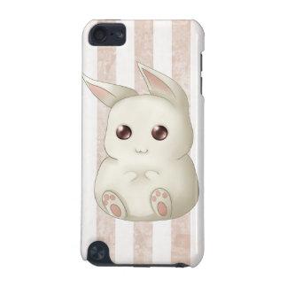 Cute Puffy Kawaiii Bunny Rabbit iPod Touch 5G Case