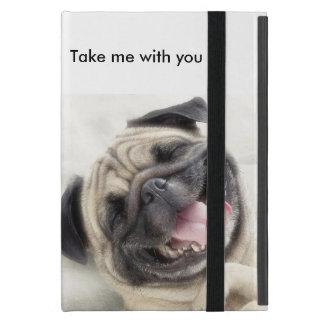 Cute pug case
