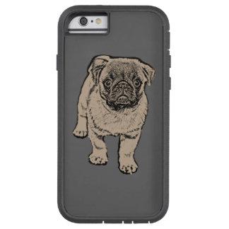 Cute Pug Case-Mate Tough Xtreme iPhone 6/6s Case