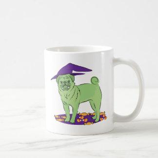 Cute Pug Halloween puppy dog Mugs
