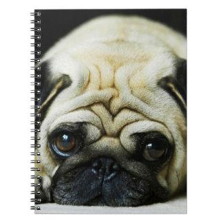 Cute Pug Notebook