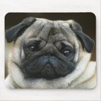 Cute Pug Puppy Dog Mousepad