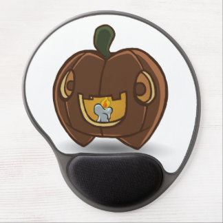 Cute Pumpkin Gel Mousemat Gel Mouse Pad