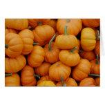 Cute Pumpkins Photo Greeting Card