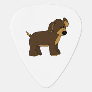 Cute Pup Guitar Picks