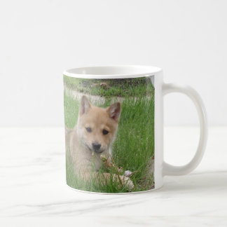 Cute Puppy Coffee Mug