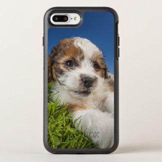 Cute puppy dog (Shitzu) OtterBox Symmetry iPhone 8 Plus/7 Plus Case
