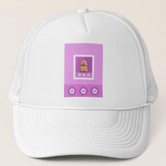 Cute Puppy Dog Trucker Hat