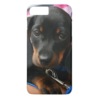 Cute Puppy Photo Cell Phone Case