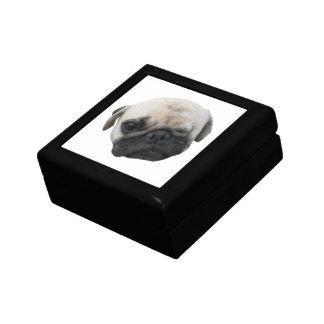 Cute Puppy Pug Dog Friend ... かわいい 子犬 Gift Box