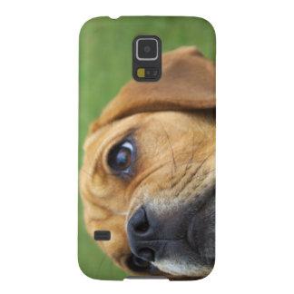 Cute Puppy Samsung Galaxy S5 Phone Case