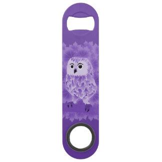 Cute Purple Owl