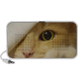 Cute Pussy Cat Mini Speaker