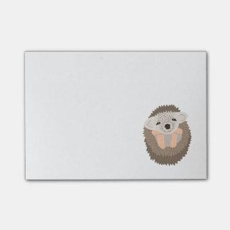 Cute Pygmy Hedgehog Post-it Notes