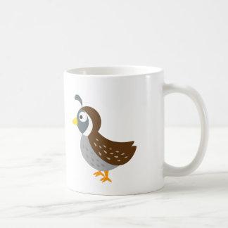 Cute Quail Coffee Mug