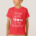 Cute Quote Boys Valentine's Day Shirt