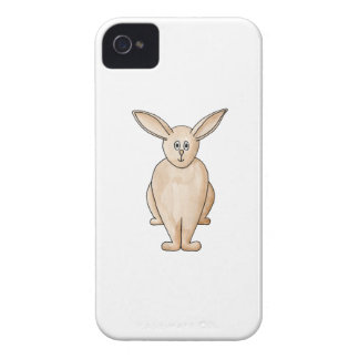 Cute Rabbit. iPhone 4 Cover