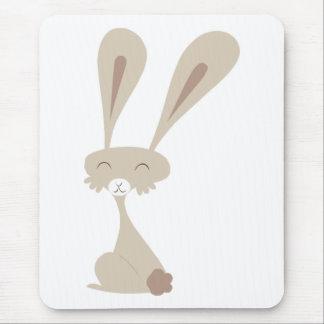 Cute Rabbit Mousepad