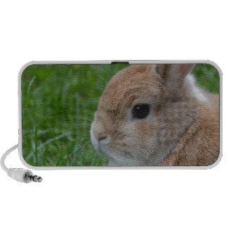 Cute Rabbit iPhone Speaker