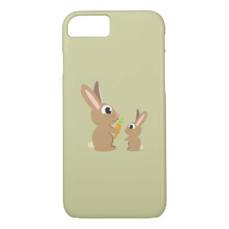 Cute Rabbits iPhone 7 Case