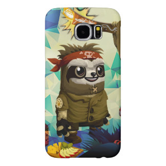 cute raccoon samsung galaxy s6 cases