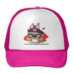 Cute Racoon Cap Funny Cartoon Character Kawaii Hat