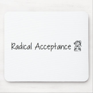 Cute Radical Acceptance Mouse Pads