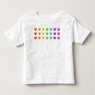 Cute Rainbow Bear shirt for kids