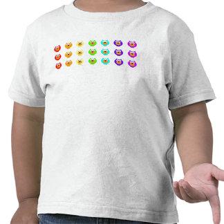 Cute Rainbow Bear shirt for kids