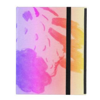 Cute Rainbow iPad Case! iPad Folio Case