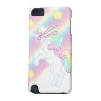 Cute Rainbow Unicorn iPod Touch 5G Cases