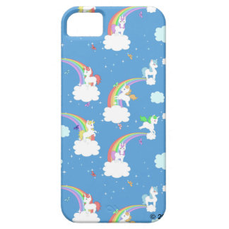 Cute Rainbows and Unicorns iPhone 5 Cover
