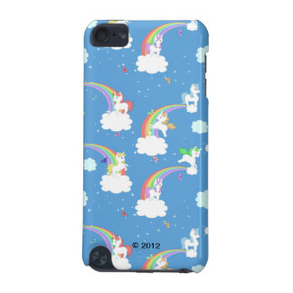Cute Rainbows and Unicorns iPod Touch (5th Generation) Cases