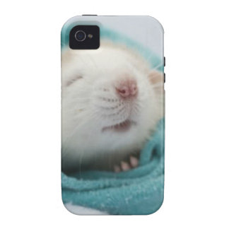 Cute Rat iPhone 4/4S Covers