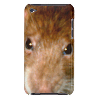 Cute Rat Face  Barely There iPod Case
