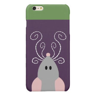 Cute Rat or Mouse iphone Case iPhone 6 Plus Case