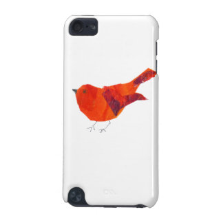 Cute Red Bird iPod Touch 5G Case